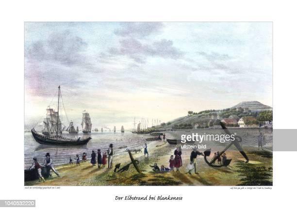 Blankenese hat seinen Namen von blanke Ness . Es ist um 1830 auf dem Weg vom Fischerdorf zur Sommerfrische reicher Hamburger. Der Süllberg ist noch...