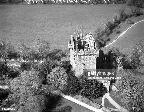 Blarney the old castle in Co Cork Photograph by Alexander Campbell 'Monkey' Morgan