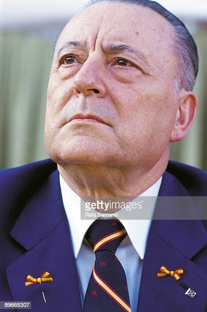 Blas Pinar fascist leader