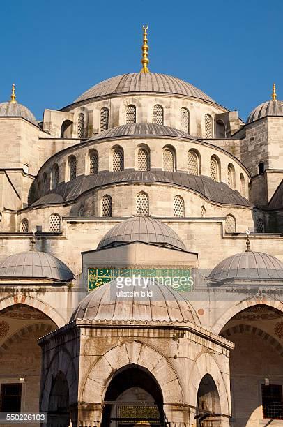 Blaue Moschee TUERKEI Istanbul 062011