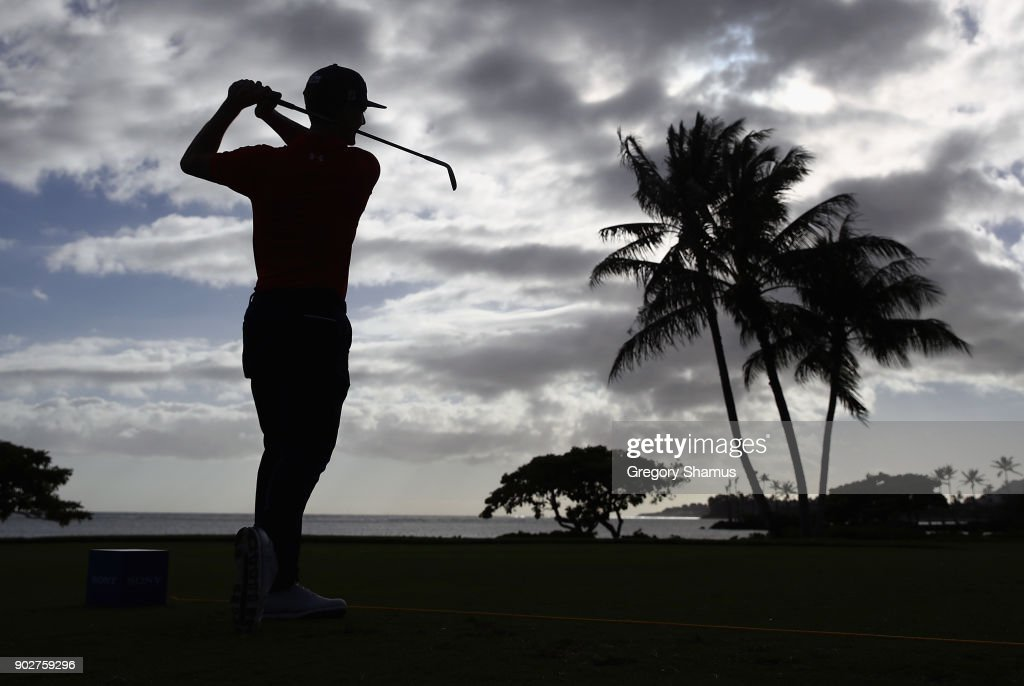 Sony Open In Hawaii - Preview Day 1