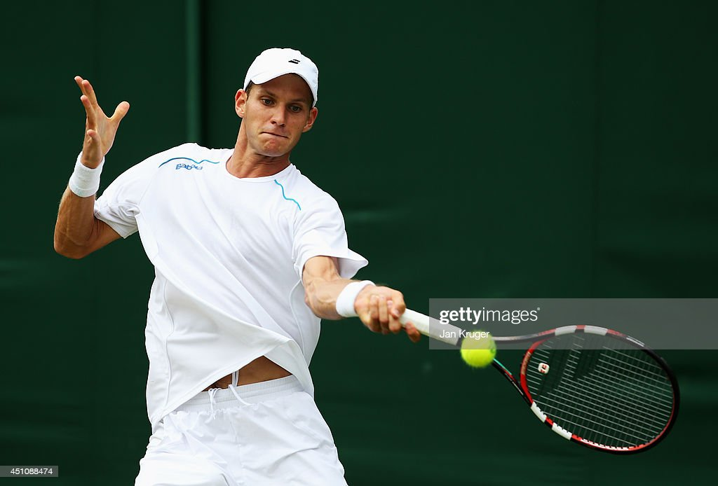 Day One: The Championships - Wimbledon 2014 : News Photo