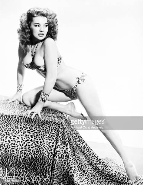 Blaze Starr also known as Fannie Fleming circa 1960