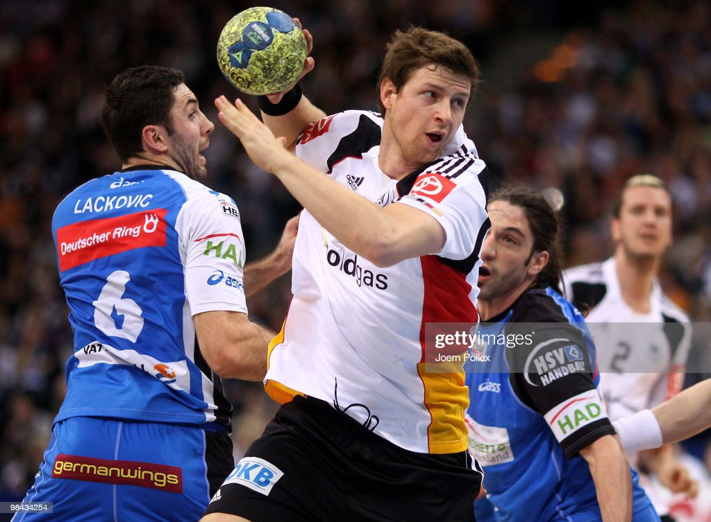 HSV Handball v Germany - Charity Match