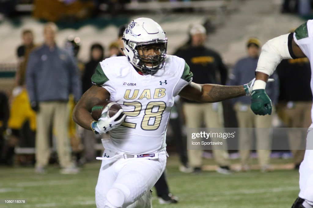 COLLEGE FOOTBALL: NOV 10 Southern Miss at UAB : News Photo