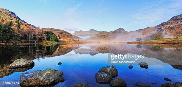 Blea Tarn and the Langdales  English Lake District