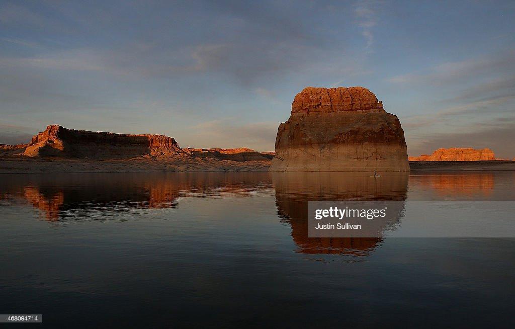 Severe Drought Drains Colorado River Basin : News Photo