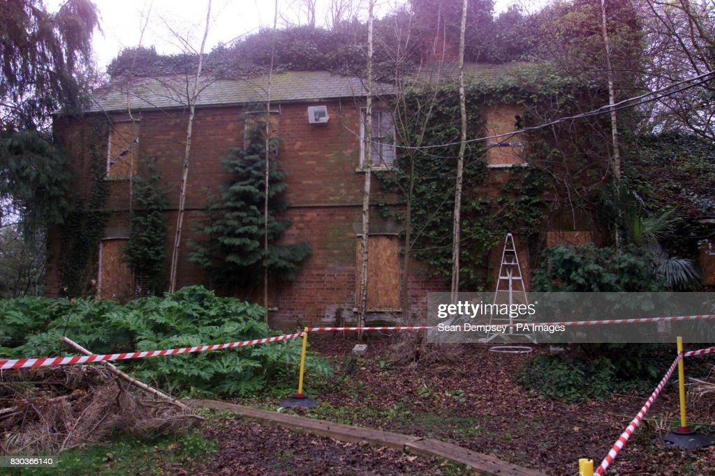 Bleak House Farm, Norfolk, Where Farmer Tony Martin Shot To Death 16 Year