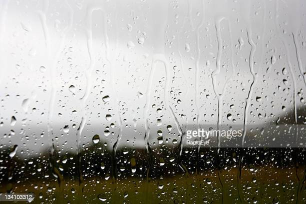 Bleak rainy day