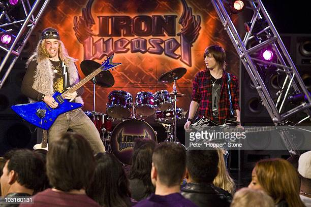 I'M IN THE BAND Bleed Guitarist Iron Weasel's former lead guitarist Bleed returns to try and reclaim his position by befriending the band but ends up...