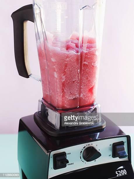 Blender with Frozen Juice
