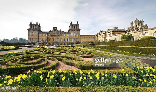 Blenheim Palace. About 2000. Photographie. .