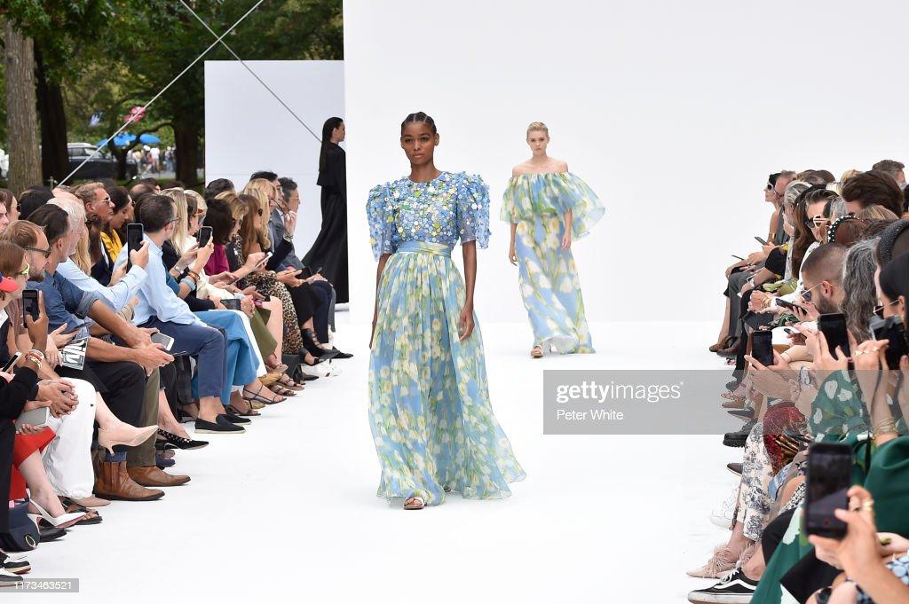 Carolina Herrera - September 2019 - New York Fashion Week : Photo d'actualité
