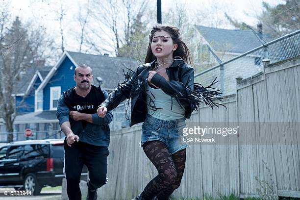 EYEWITNESS Bless the Beast and the Children Episode 102 Pictured Joel Gagne as Vic Katie Douglas as Bella