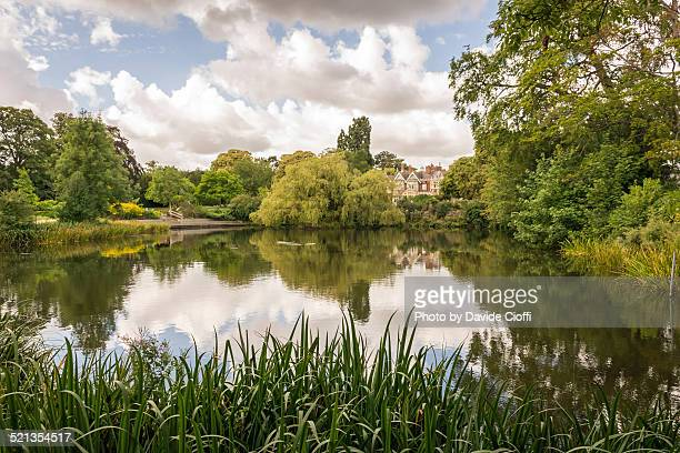 bletchley park, buckinghamshire, uk - alan turing stock pictures, royalty-free photos & images
