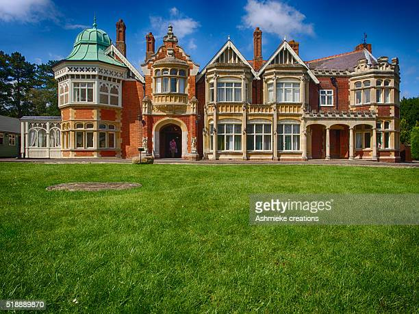 bletchley park england - bletchley park stock pictures, royalty-free photos & images