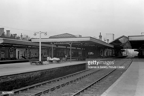 Bletchley station 7 March 1953
