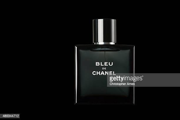 ブルー・シャネルの香りの男性