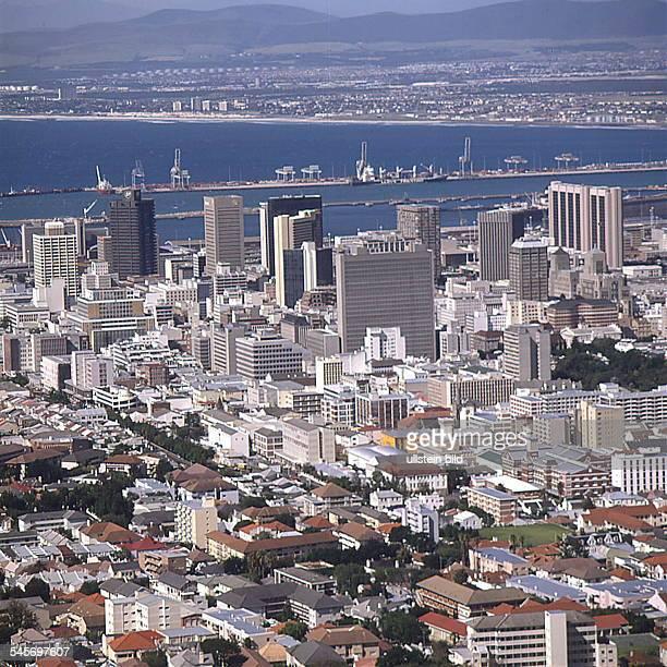 Blick auf Kapstadt oJ