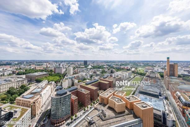 Blick auf Potsdamer Platz Berlin