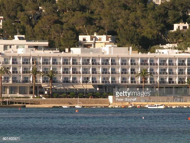 Blick auf Talamanca Insel Ibiza Balearen Spanien Europa Mittelmeer Bucht Reise AS DIG PNr 663/2010 Foto PBischoff Jegliche FotoNutzung nur gegen...