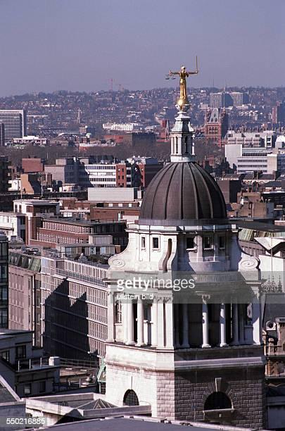 Blick über London von der St Paul Cathedral