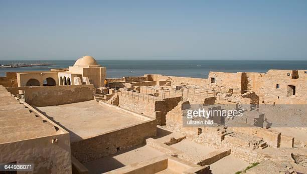 Blick in die Festung BordjelKebir in der Stadt Houmt Souk auf der tunesischen Insel Djerba aufgenommen am