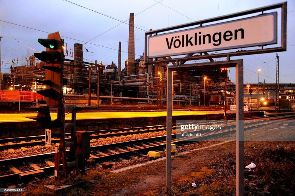 UNESCO Welterbe Völklinger Hütte : News Photo