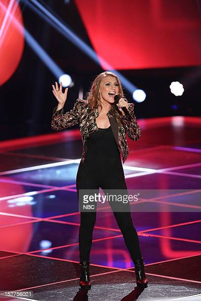 THE VOICE Blind Auditions Episode 306 Pictured Jordan Pruitt