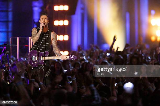 THE VOICE Blind Auditions Pictured Adam Levine