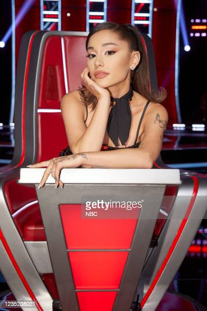 """Blind Auditions"""" -- Pictured: Ariana Grande --"""