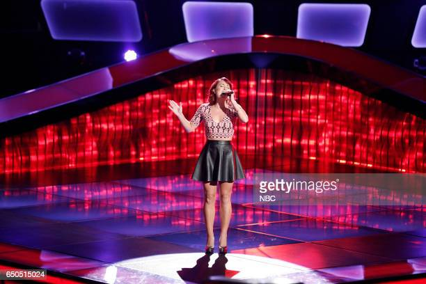 THE VOICE 'Blind Auditions' Pictured Casi Joy