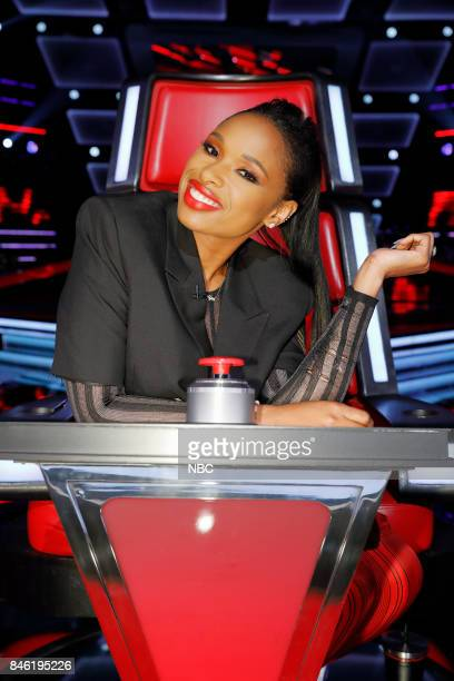 THE VOICE 'Blind Auditions' Pictured Jennifer Hudson