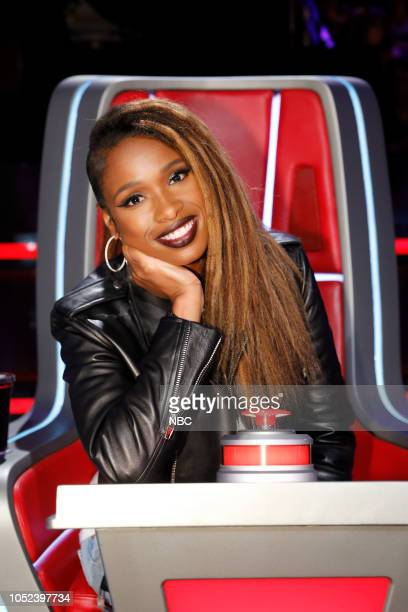 THE VOICE Blind Auditions/The Battles Premiere Episode 1507 Pictured Jennifer Hudson