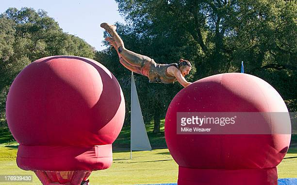 WIPEOUT Blind Date Even Blinder On this allnew special twohour episode of Wipeout 24 men and women will be set up by matchmaker Jill Wagner and sent...
