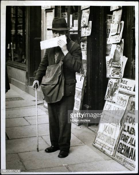 Blind from birth, 39 years old John Rogers, of Ashburton, Devon, successfully manages a large newspaper round, starting work at 7,30 each morning and...
