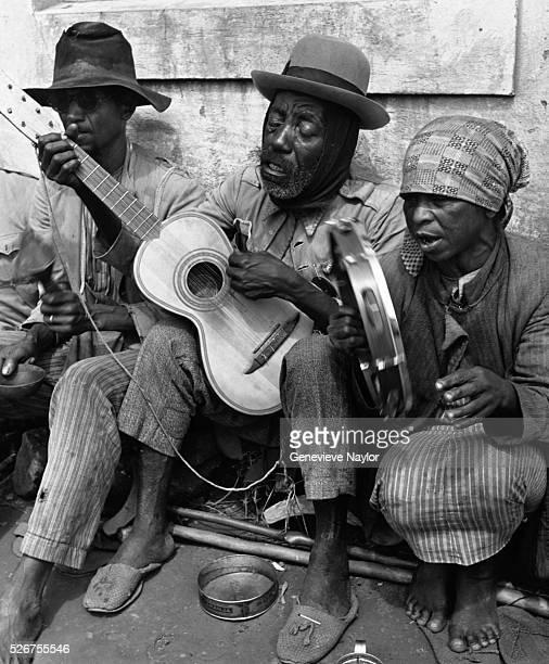 Blind Street Musicians