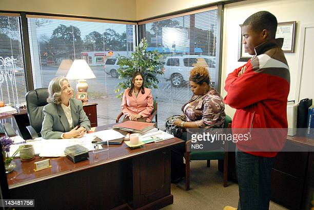 LIGHTS 'Blinders' Episode 15 Air Date Pictured Diane Perella as Mortgage Broker Myrna Cabello as Real Estate Agent Liz Mikel as Corrina Williams and...