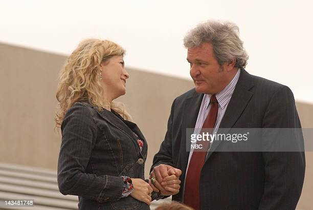 LIGHTS Blinders Episode 15 Aired Pictured Dana WheelerNicholson as Angela Collette Brad Leland as Buddy Garrity