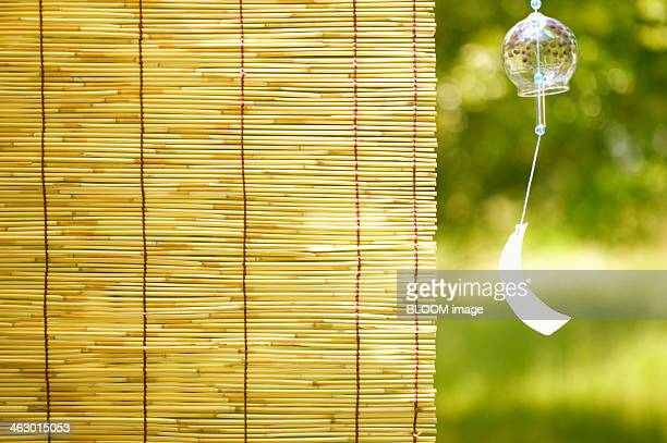Blinds And Wind Chime