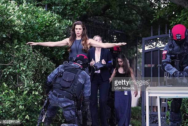 COLONY 'Blindspot' Episode 104 Pictured Amanda Righetti as Maddie