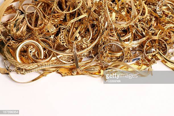 bling with copy space - scrap metal stock photos and pictures