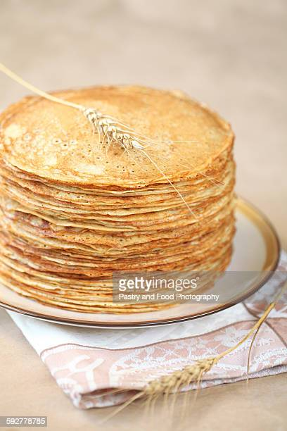 Blini - Russian Crepes