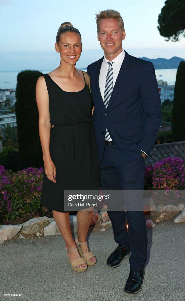 "Jamie Reuben & Michael Kives Host ""Wonders Of The Sea"" Dinner With Arnold Schwarzenegger At The Cannes Film Festival"