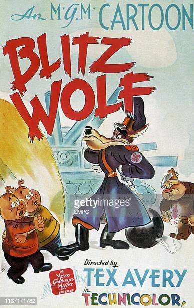 Blitz Wolf poster 1942