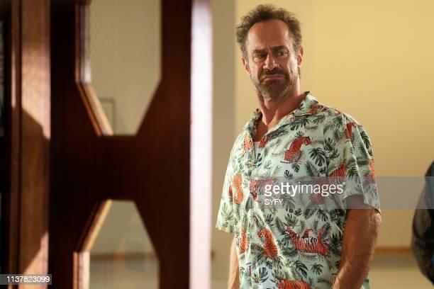 HAPPY Blitzkrieg Episode 204 Pictured Chris Meloni as Nick Sax