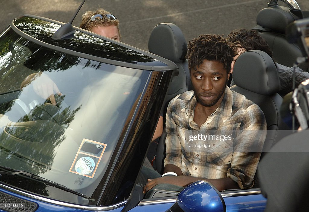2005 Nationwide Mercury Prize - Outside Arrivals