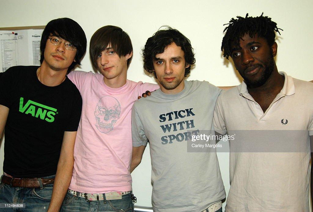 "Bloc Party Visits Fuse's ""Daily Download"" - April 8, 2005"