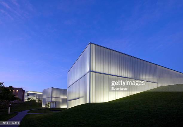 Bloch Building NelsonAtkins Art Museum Kansas City Missouri
