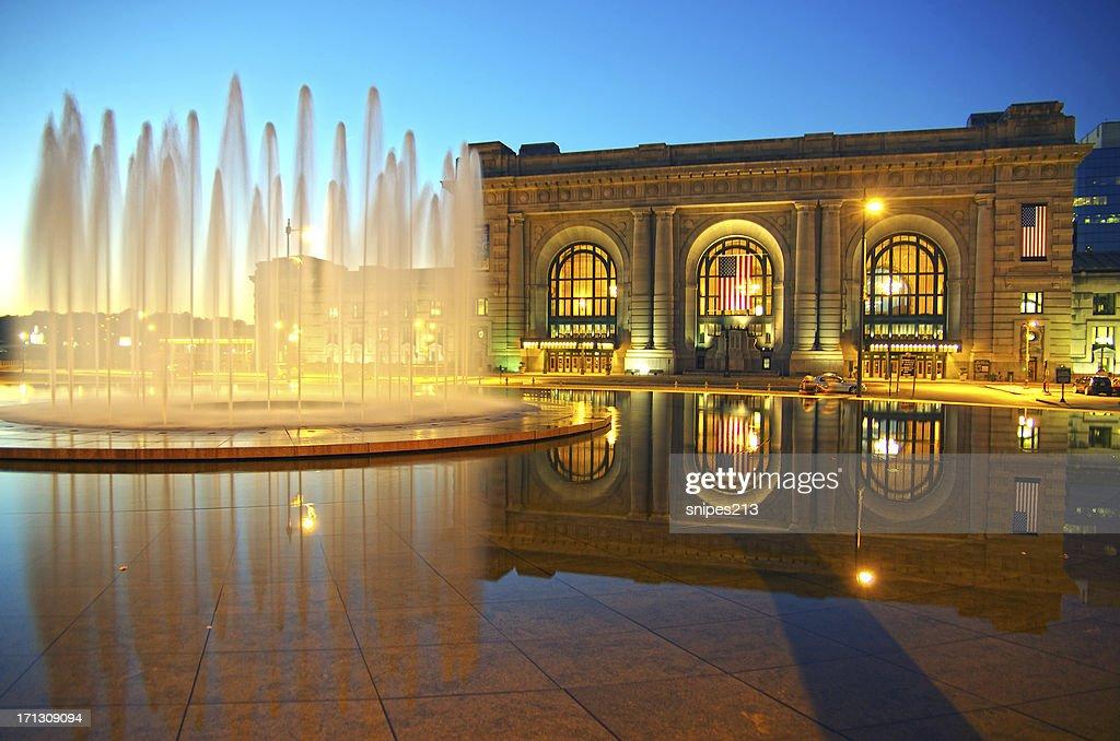 Bloch Fountain : Stock Photo